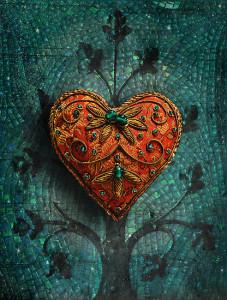 elizabeth burton mosaic valentine