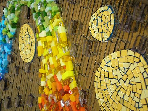 anja berkers mosaic art