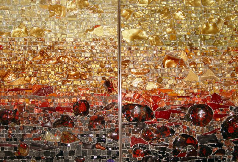lliya lliev mosaic art