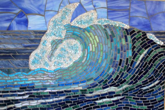 mosaic wave artist?